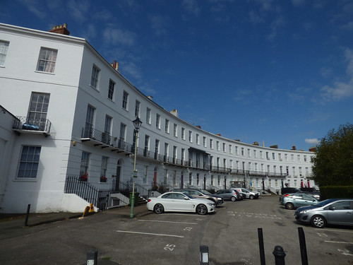 Royal Crescent, Cheltenham