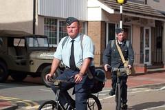 Desborough1940s_2019_018 (Adam.Eales91) Tags: desborough northamptonshire northampton northants 1940 britishcountryside greatbritain british ukele war uniform