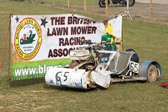 Lawnmower Racing - BLMRA at The Great Maze 2019 (mattbeee) Tags: 65 braintree blmra britishlawnmowerracingassociation essex grass grassrootsmotorsport greatmaze lawn lawnmower motorsport racing