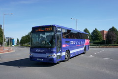 First South Wales S30FTR 20325.JPG (welshpete2007) Tags: first volvo plaxton s30ftr 20325