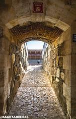 acceso plaza de toros, plaza de la glorieta, Salamanca (K@moeiras) Tags: salamanca toros kamo laglorieta españa tauromaquia plazatoros monumentos