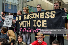 EM-190914-NoBusinessWithICE-023 (Minister Erik McGregor) Tags: abolishice activism civildisobedience closethecamps closethecampsnyc concentrationcamps defundhate detentioncenters dignitynotdetention directaction dumptrump erikmcgregor fakenationalemergency familiesbelongtogether familyseparation gop humanitariancrisis ice icefreeny iceout immigrationpolicy keepfamiliestogether microsoft nyc neveragainisnow newyork nobusinesswithice nohumanisilegal noiceinny nokidsincages noraids notmypresident peacefulprotest peacefulresistance photography protectfamilies protest refugeeswelcome resisttrump sanctuarycity shutdownice solidarity stopdeportations stopiceraids takenfromus trumpadministration trumpcamps usa wewillnotbesilent wewontbecomplicit arrests chingalamigra cruel demonstration humanrights immigration inhumane news photojournalism politics streetphotography trumpvsallofus 9172258963 erikrivashotmailcom ©erikmcgregor