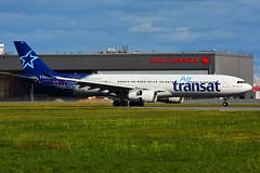 C-GTSD (Air Transat) (Steelhead 2010) Tags: airtransat a330 a330300 yul creg cgtsd airbus