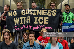 EM-190914-NoBusinessWithICE-019 (Minister Erik McGregor) Tags: abolishice activism civildisobedience closethecamps closethecampsnyc concentrationcamps defundhate detentioncenters dignitynotdetention directaction dumptrump erikmcgregor fakenationalemergency familiesbelongtogether familyseparation gop humanitariancrisis ice icefreeny iceout immigrationpolicy keepfamiliestogether microsoft nyc neveragainisnow newyork nobusinesswithice nohumanisilegal noiceinny nokidsincages noraids notmypresident peacefulprotest peacefulresistance photography protectfamilies protest refugeeswelcome resisttrump sanctuarycity shutdownice solidarity stopdeportations stopiceraids takenfromus trumpadministration trumpcamps usa wewillnotbesilent wewontbecomplicit arrests chingalamigra cruel demonstration humanrights immigration inhumane news photojournalism politics streetphotography trumpvsallofus 9172258963 erikrivashotmailcom ©erikmcgregor