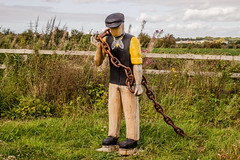 2019 - 09 - 11 - EOS 600D - Saltney Sid - Sculpture - Wales Coast Path - 000 (s wainwright) Tags: 2019 september walescoastpath flintshire newales northwales wales canon600d eos600d
