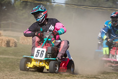 Lawnmower Racing - BLMRA at The Great Maze 2019 (mattbeee) Tags: 56 braintree blmra britishlawnmowerracingassociation essex grass grassrootsmotorsport greatmaze lawn lawnmower motorsport racing