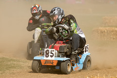 Lawnmower Racing - BLMRA at The Great Maze 2019 (mattbeee) Tags: 85 braintree blmra britishlawnmowerracingassociation essex grass grassrootsmotorsport greatmaze lawn lawnmower motorsport racing