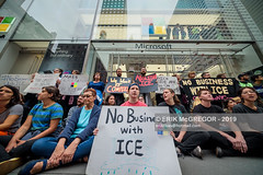 EM-190914-NoBusinessWithICE-020 (Minister Erik McGregor) Tags: abolishice activism civildisobedience closethecamps closethecampsnyc concentrationcamps defundhate detentioncenters dignitynotdetention directaction dumptrump erikmcgregor fakenationalemergency familiesbelongtogether familyseparation gop humanitariancrisis ice icefreeny iceout immigrationpolicy keepfamiliestogether microsoft nyc neveragainisnow newyork nobusinesswithice nohumanisilegal noiceinny nokidsincages noraids notmypresident peacefulprotest peacefulresistance photography protectfamilies protest refugeeswelcome resisttrump sanctuarycity shutdownice solidarity stopdeportations stopiceraids takenfromus trumpadministration trumpcamps usa wewillnotbesilent wewontbecomplicit arrests chingalamigra cruel demonstration humanrights immigration inhumane news photojournalism politics streetphotography trumpvsallofus 9172258963 erikrivashotmailcom ©erikmcgregor