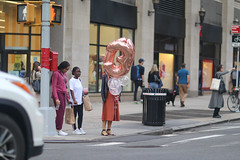 To Tompkins Square Park and Back Saturday (kevinrubin) Tags: newyorkcity balloons streetphotography street nyc newyork unitedstatesofamerica