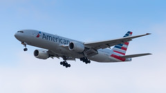 N788AN (gankp) Tags: n788an boeing 777223er american washingtondullesinternationalairport dallastodulles airplanespotting