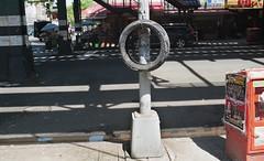 Tire (neilsonabeel) Tags: nikonfm2 nikon nikkor film analogue street tire brooklyn newyorkcity