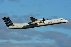 C-GLQL (Porter Airlines) (Steelhead 2010) Tags: porterairlines bombardier dhc8 dhc8q400 yul creg cglql