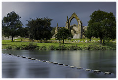 Bolton Abbey (richgparkes) Tags: yourkshire dales bolton abbey