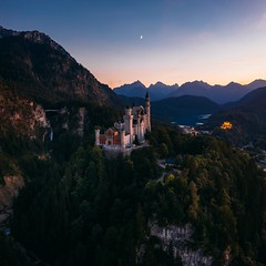 King's Castle II (depthobsessed) Tags: germany breitenberg füssen castle schloss neuschwanstein bavaria sharegermany outdoors dji landscape landschaft famousscenes
