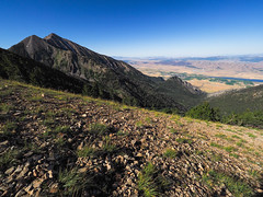 Mt Nebo And Juab Valley (xjblue) Tags: 2019 mtnebo utah highpoint hike mountain mountains nature outdoor wasatch wasatchmountains landscape
