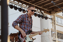 Evan Bartels at Lincoln on the Streets 9.13.19