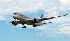 A7-ALY EGLL 05-07-2019 Qatar Airways Airbus A350-941 CN 132 (Burmarrad (Mark) Camenzuli Thank you for the 20.3) Tags: a7aly egll 05072019 qatar airways airbus a350941 cn 132