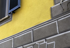 House Optical Illusion, Trompe L'oeil - Tuscany Details 14 (John Hallam Images) Tags: house optical illusion opticalillusion trompeloeil trompe loeil tuscany details 14