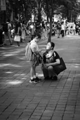 T3SB3384 (jojotaikoyaro) Tags: street streetphography monochrome snapshot candid tokyo japan xt3 zeiss touit50 fujifilm marunouchi chuouku