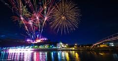 Fireworks - 7401 (✵ΨᗩSᗰIᘉᗴ HᗴᘉS✵85 000 000 THXS) Tags: fire firework fireworks hss sliderssunday belgium europa aaa namuroise look photo friends be yasminehens interest eu fr party greatphotographers lanamuroise flickering