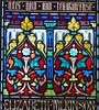 Church - St Andrew, Slaidburn 190822 [Wilkinson Memorial Window n] (maljoe) Tags: church churches stainedglass stainedglasswindow stainedglasswindows standrews standrewchurchslaidburn slaidburn lancashire 1000bestchurches
