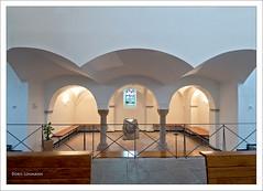 St. Nikolaus (dolorix) Tags: dolorix köln cologne kirche church gewölbe vault stnikolaus dünnwald romanik romanesque