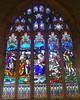 Church - St Andrew, Slaidburn 190822 [Wilkinson Memorial Window a] (maljoe) Tags: church churches stainedglass stainedglasswindow stainedglasswindows standrews standrewchurchslaidburn slaidburn lancashire 1000bestchurches