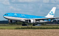 KLM PH-AOB plb20-1 (andreas_muhl) Tags: 2019 a330200 ams amsterdam eham flugzeuge klm phaob schiphol aircraft airplane aviation planespotter planespotting