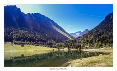 Barrage du Tech (ophéliebayart-devulder) Tags: barrage barragedutech tech dam water eau etang lac lake montagne pyrenees mountains