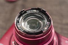 Nikon Coolpix S9700 Maintenance (Arne Kuilman) Tags: s9700 coolpix front lens maintenance clean cleaning dust glass debris compressedair closeup macro particle cleanup nikon nikoncoolpix repair fix fixed schoonmaken