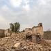 Former ottoman house in ruins, Sahil region, Berbera, Somaliland