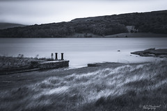 A windswept tarn (Through_Urizen) Tags: category england landscape longexposure malham malhamtarn northyorkshire places yorkshire landscapephotography tarn lake water lee leefilters canon1585mm canon70d canon outdoor countryside rural scenic wind weather badweather greyskies mono monochrome grass bank house trees forest