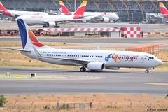 2019-06-24 MAD SU-TMK (Paul-H100) Tags: 20190624 mad sutmk boeing 737 b737 flyegypt