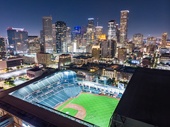 MinuteMaidNight (RaulCano82) Tags: minutemaidstadium stadium astros baseball texas tx raulcano mavicair mavic drone photography skyline downtown downtownhouston houston htx htown hou houstontx houstontexas houstonskyline ball lit houstonastros mlb city cityscape citylights skyscrapers skyscraper