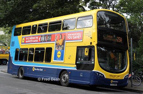 Dublin Bus SG309 (172D21004).