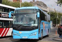 FirstGroup 20910/C10 (141D34). (Fred Dean Jnr) Tags: dublin volvo plaxton firstgroup aircoach oconnellstreetdublin panther3 b11r september2019 c10 20910 141d34