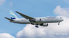 CS-TKR   Boeing 767-300 - EuroAtlantic Airways (Peter Beljaards) Tags: msn30854 gecf680c2b7f euroatlantic boeing767300 boeing767 b767 cstkr final landing nikond5500 nikon ams eham schiphol haarlemmermeer nikon70300mmf4556 aviationphotography