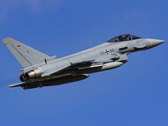 Luftwaffe | Eurofighter EF-2000 Typhoon S | 30+88 (MTV Aviation Photography) Tags: luftwaffe eurofighter ef2000 typhoon s 3088 eurofighteref2000typhoons germanairforce gaf cobrawarrior2019 cobrawarrior cobra warrior rafwaddington waddington egxw canon canon7d canon7dmkii