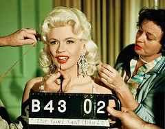 Jayne Mansfield (poedie1984) Tags: jayne mansfield vera palmer blonde old hollywood bombshell vintage babe pin up actress beautiful model beauty hot girl woman classic sex symbol movie movies star glamour girls icon sexy cute body bomb 50s 60s famous film kino celebrities pink rose filmstar filmster diva superstar amazing wonderful photo picture american love goddess mannequin black white tribute blond sweater cine cinema screen gorgeous legendary iconic color colors lippenstift lipstick can't can t help it 1956 oorbellen earrings