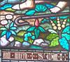 Church - St Andrew, Slaidburn 190822 [Wilkinson Memorial Window u] (maljoe) Tags: church churches stainedglass stainedglasswindow stainedglasswindows standrews standrewchurchslaidburn slaidburn lancashire 1000bestchurches