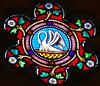 Church - St Andrew, Slaidburn 190822 [Wilkinson Memorial Window p] (maljoe) Tags: church churches stainedglass stainedglasswindow stainedglasswindows standrews standrewchurchslaidburn slaidburn lancashire 1000bestchurches