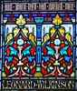 Church - St Andrew, Slaidburn 190822 [Wilkinson Memorial Window k] (maljoe) Tags: church churches stainedglass stainedglasswindow stainedglasswindows standrews standrewchurchslaidburn slaidburn lancashire 1000bestchurches