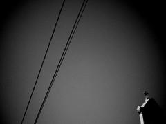 Eglise Sainte-Valérie, Limoges (matériel brouilleur) Tags: toycamera superheadz powershovel digihari bnw eglise church iglesia saintevalerie limoges hautevienne nouvelleaquitaine minimal minimalism