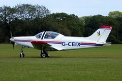 G-CEIX Alpi Pioneer 300 cn PFA 330-14656 Sywell 01Sep19 (kerrydavidtaylor) Tags: sywellaerodrome orm egbk northamptonshire