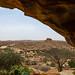 Landscape of the laas geel area, Woqooyi Galbeed, Laas Geel, Somaliland