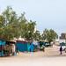 Street in the old city, Sahil region, Berbera, Somaliland