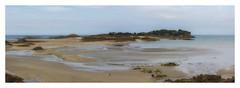 Marée basse.....Les Ebihens (josettegoyer) Tags: france bretagne côtesdarmor côtedémeraude ebihens saintjacud fabuleuse