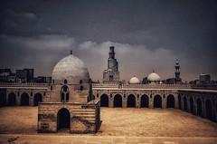 (Ghada Elchazly) Tags: islamic cairo mosques masjed architecture building history old historical egypt places perfection details higness ngc flickr dome domes minrat