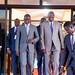 Arrivée de S.E.M Patrice TALON à Ouagadougou dans le cadre du sommet extraordinaire de la CEDEAO sur la lutte contre le terrorisme le 13-9-2019_-21