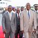 Arrivée de S.E.M Patrice TALON à Ouagadougou dans le cadre du sommet extraordinaire de la CEDEAO sur la lutte contre le terrorisme le 13-9-2019_-15